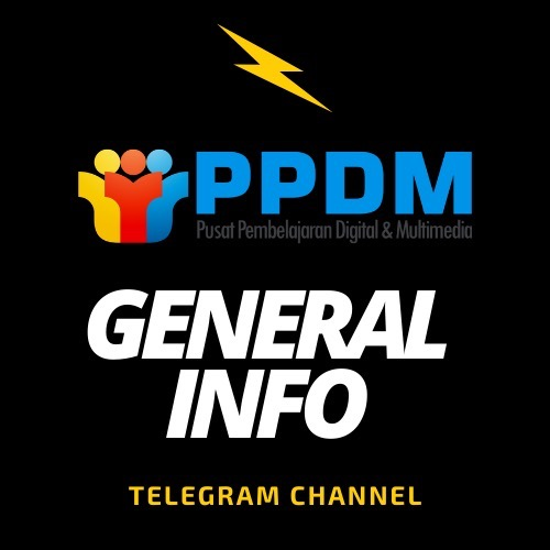 General Info Telegram Channel Logo